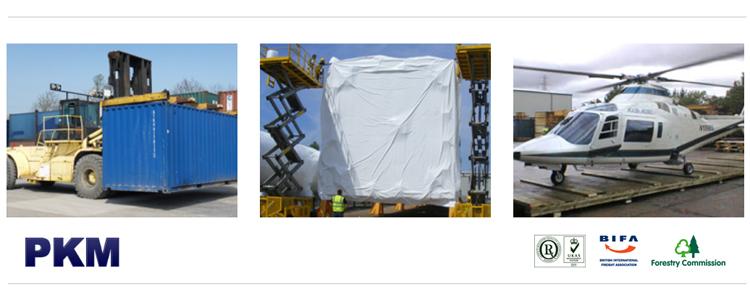 PK Marine Freight Services Ltd