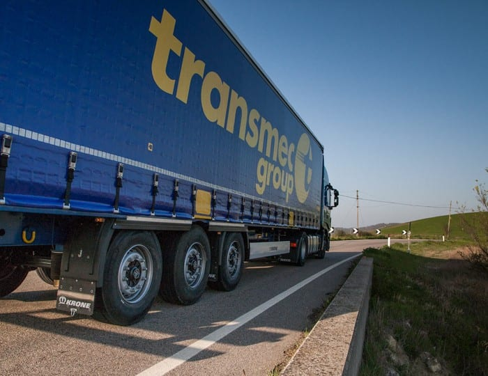 transmec lorry