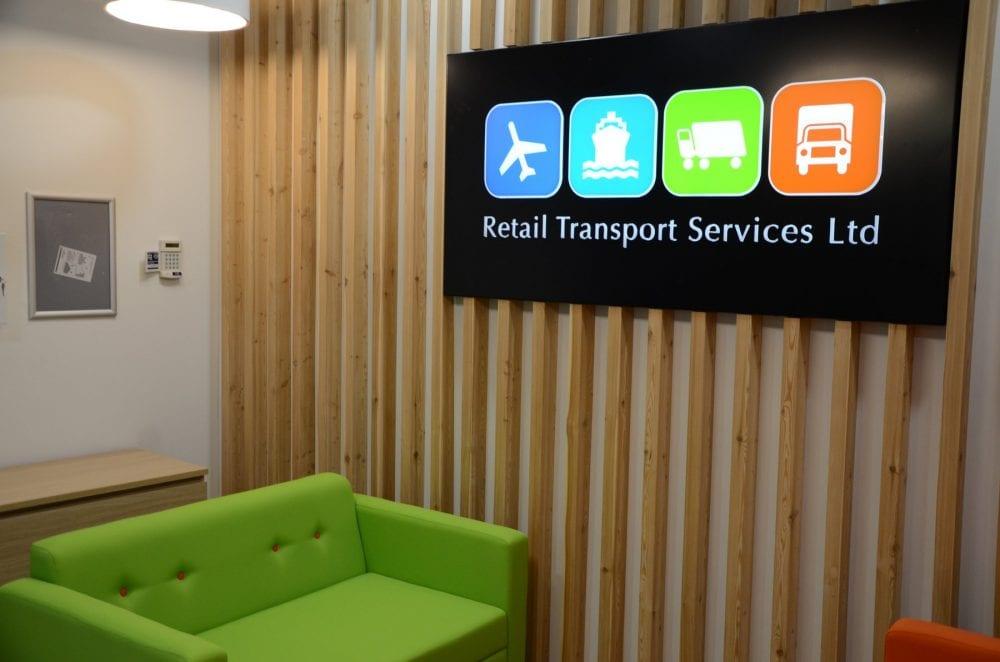 Retail Transport office