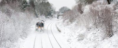 railfreight snow