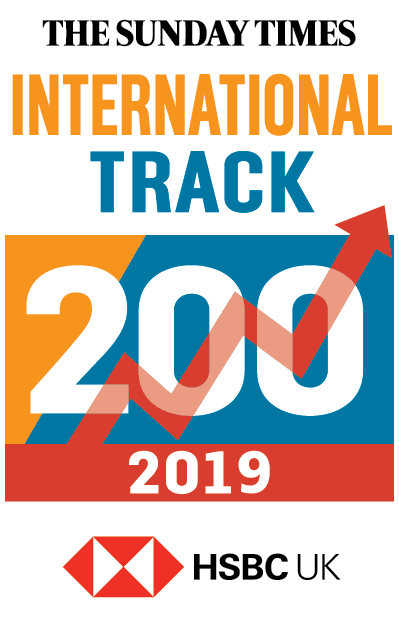 International Track  logo kl