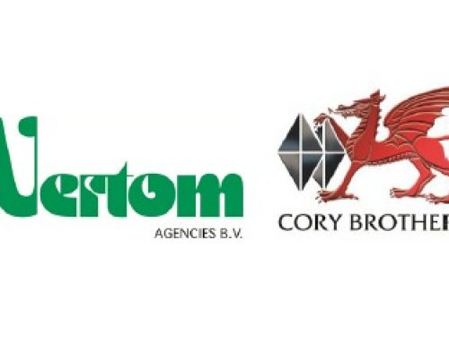 VERTOM AGENCIES GROUP B.V. AND CORY BROTHERS SHIPPING AGENCY LTD FORM A JOINT VENTURE BUSINESS